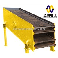 Vibrating Screen Supplier / Lab Test Vibrating Screen / Vibrating Screen Capacity