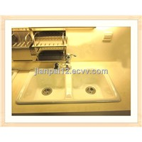 china cast iron sinks(kitchen sinks) manufacturer