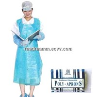health care nonwoven gown raincoat