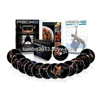 p90x2 gym dvd 13pcs disk wholesale education