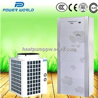 professional manufacturer of air source heat pump by POWER WORLD supply