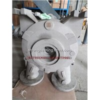 pump body,cast iron pump body,gray iron pump body,ductile iron pump body,centrifugal pump body