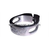 titanium bike set clamps