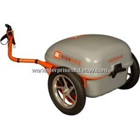 Ridekick Electric Powered Bike Cargo Trailer