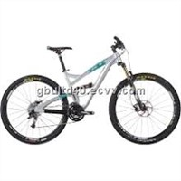 Yeti Cycles SB-95 Enduro Complete Bike Grey, L