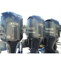 Used Yamaha 350 HP 350hp 4 Stroke Outboard Motor Engine