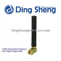 Ct-GSM06 GSM antenna gsm quad band antenna 800/900/1800/1900MHz