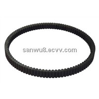 Double Cogged Variable Speed Belts - San Wu