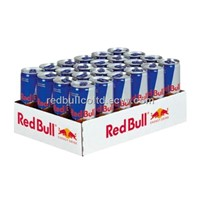 RedBull Energy Drinks (Blue, Red, Silver)