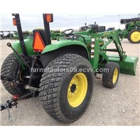 Used 2000 John Deere 4600 for sales and in excellent condition!!!
