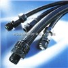 Split Wire Loom Tubing / Corrugated Cable Conduit Tube