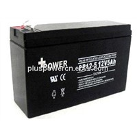 12V5Ah security alarm batteries