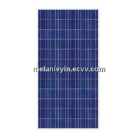 270W Poly solar panel with grade A cells,TUV certified solar panels