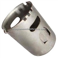 315T Punch Metal Stamping Part, Made of Steel and Aluminum, Customized Specifications are Welcome