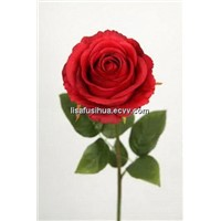 Artificial Rose, Artificial Flowers, Red Artificial Rose