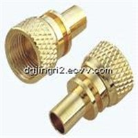 Brass Nut for Electronic Cigarette
