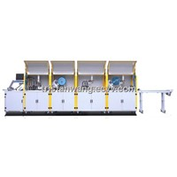 Card Labeling Machine