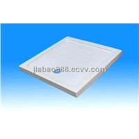 Ceramic shower tray Square 800x800x150mm