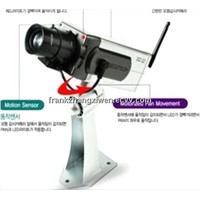 Dummy IR Camera with LED Motion Detection