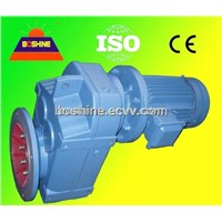 F Helical Gear Box Speed Reducer Motor