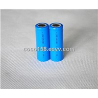 Factory direct 14500 LiFePO4 battery cell 700mah