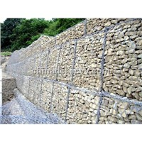 Galvanized/Pvc Coated Stone Filled Gabion Box/Mattress/Basket