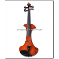 Hardwood Colorful Electric Violin (VE501)