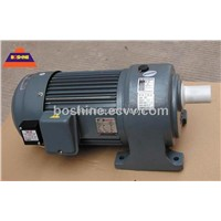 Helical Gearbox Speed Reducer Braking Motor for Hoist