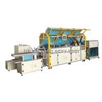 High-Speed card Ultrasonic Wrapping/Packing Machine