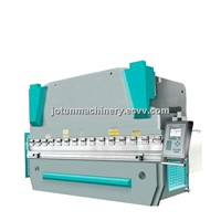 Hydraulic sheet CNC press brake and bending machine