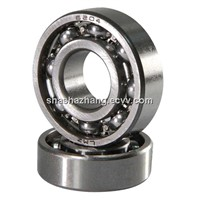 Industrial auto ball bearings sizes deep groove ball bearing 6204