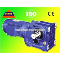 K Series Helical Bevel Geared Motor (Righ-Angle Shaft)