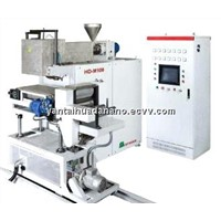 Lab-scale nonwoven equipment