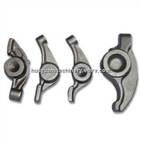 RoHS Standard Drop Forging, Made of Steel, Brass and Aluminum
