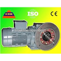 S series Helical-worm Gear Speed Reducer Motor (Box)