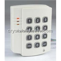 Single Door Access Controller Proximity Reader
