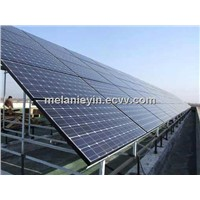 Solar panel with high efficiency TUV Crystalline Silicon certified