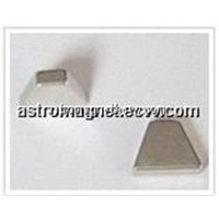 Strong Magnets - Trapezoid Shape