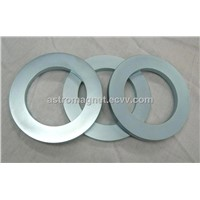 Strong Rare Earth Neodymium Ring Magnet