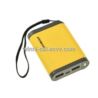 Universal High capacity Portable power bank 78,00mah with Good quality made in China