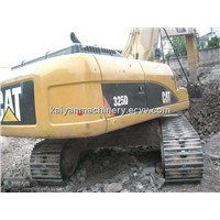 Used Caterpillar Crawler Excavator CAT 325D/ Good Condition/ Original Paint