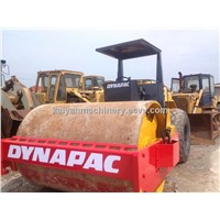 Used Dynapac  CA251D Road Roller In Good Condition