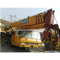 Used Japan 50T Crane, KATO NK500E-V,Kato 50T, In Good Condition