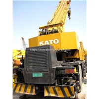 Used KATO Rough Crane KR-45H-V/ KATO 45T/ High Quality/ Ready for Work