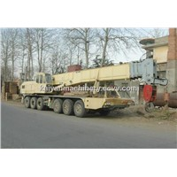 Used KATO Truck Crane NK800E/ KATO 80T Good Condition