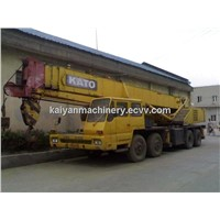 Used Kato Truck Crane NK350/ Kato 35t Truck Crane Ready for Work