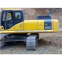 Used Komatsu Excavator PC450-8  Ready for Work!