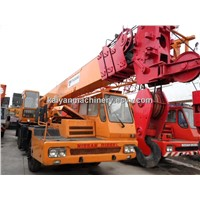 Used Truck Crane, TADANO TL250E-3 ,Japan 25T Crane ,Ready for work!