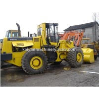 Used Wheel Loader KOMATSU WA470-3 Work Immediately