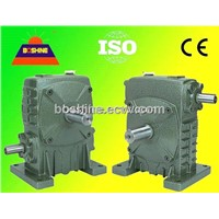 WP Worm Gearbox (Right-angle Shaft)